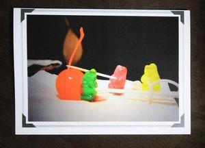 Gummi card