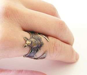 Flying Fox Bat Ring