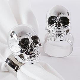Skull Napkin Rings