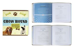 Dog recipe book