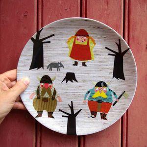 Viking plate