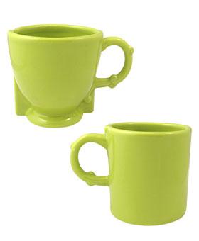 Lime mug