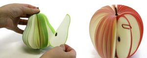 Fruit Shaped Memo Pad