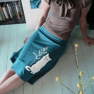 Cat_skirt