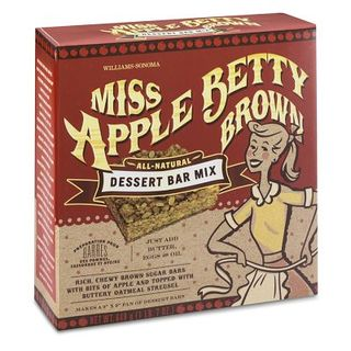 Miss Apple Brown Betty