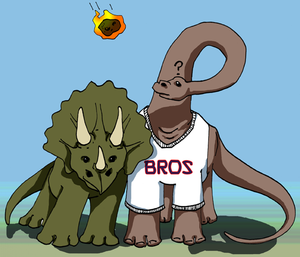 Brontosauruslovestriceratops