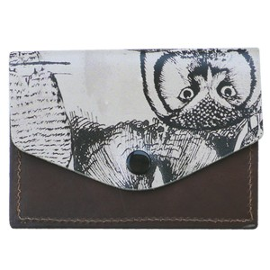 Owls-card-case