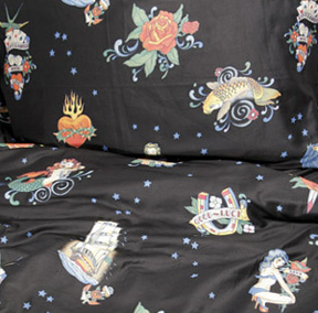 Tattoo_bed_sheets